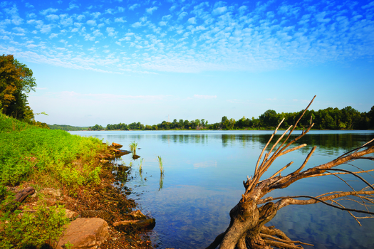 PHOTO: The Little Tennessee River, and other North Carolina streams and wetlands, could see greater protection if a proposed rule takes effect clarifying what types of waterways are covered by the Clean Water Act. Photo courtesy: North Carolina Wildlife Federation.