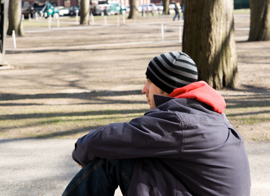PHOTO: ODE estimates 3.65 percent of Oregon public school students are homeless. How schools can help them, and others in poverty, more effectively is the focus of an OEA Education Symposium in Salem. Photo credit: iStockphoto.com.