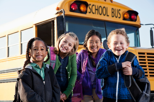 PHOTO: A report out today (Tuesday) shows children of color face major economic and educational barriers in overall well-being. Photo courtesy FDA.