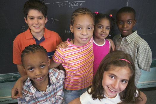 PHOTO: A report out today (Tuesday) shows children of color face major economic and educational barriers in overall well-being. Photo courtesy Los Angeles County, Calif.