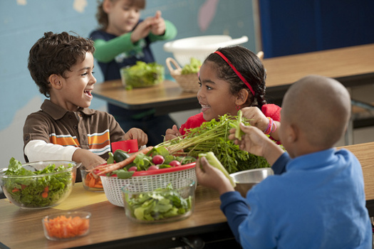 PHOTO: A new scorecard on the progress of children in Tennessee shows the need to create more opportunity for kids of color as the state becomes more diverse. Photo credit: USDA.