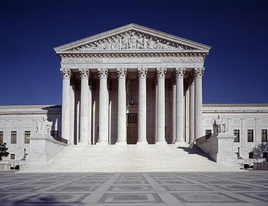 PHOTO: In a 5-4 decision this week, the U.S. Supreme Court struck down the limit on what a donor can give to all candidates in a single election cycle. Photo courtesy Library of Congress.