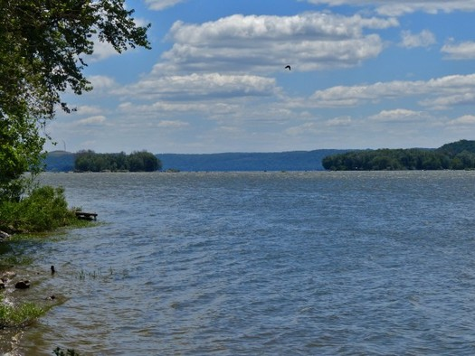 The Susquehanna River, tops on the American Rivers 2011 Most Endangered Rivers list, is not on the list at all this year. Photo courtesy of publicdomainpics.net.