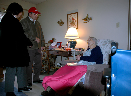 PHOTO: Kentucky is studying ways to improve services needed by the hundreds of thousands of family caregivers across the state. Photo courtesy AARP Kentucky.