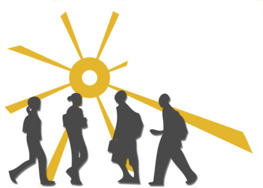 """FOTO: Cientos de defensores de la juventud y estudiantes de todo California se manifestaran y aprenderan como abogar a nombre propio y esparcirse por el Capitolio estatal, para presionar a los legisladores con el fin de que apoyen los programas de verano con alta calidad y que aumenten los fondos para el aprendizaje durante todo el anyo. La reunion """"California Afterschool and Summer Challenge"""" es los dias 12 y 13. Imagen: logotipo de Summer Matters."""