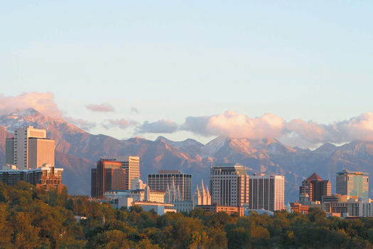 PHOTO: A Gallup poll ranks Utah first in the nation for its residents' generosity, donating time and money to charity. Photo courtesy Utah Office of Tourism.