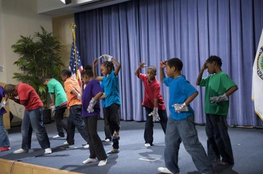 PHOTO: The push is on to make sure low-income Missouri children have access to summer programs that stimulate their minds and bodies, so that they don't suffer the summer slide. Photo courtesy of U.S. Department of Education.