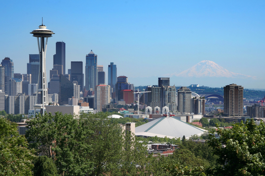 PHOTO: If you lived overseas, would you choose Seattle as a vacation destination? Last year, 2.8 million international visitors did. Photo credit: Bosenok/iStockphoto.