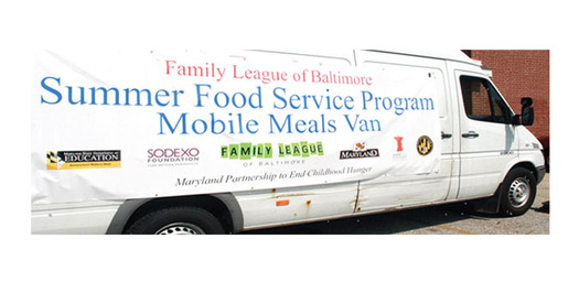 PHOTO: Maryland served nutritious meals to about 51,000 low-income students a day last summer, and hunger groups hope to reach more this summer. Photo credit: Maryland Partnership to End Childhood Hunger.
