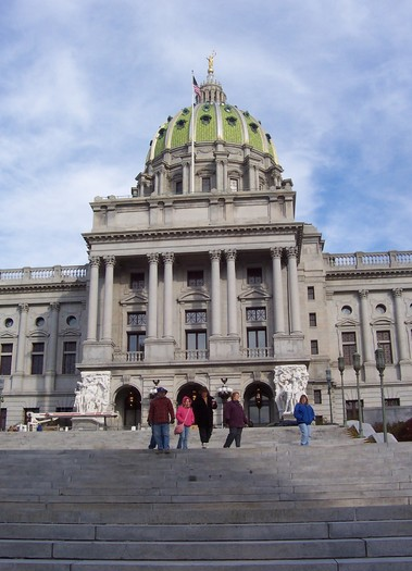 Post-partisan candidates in Pennsylvania and nationwide see new reasons for optimism in the wake of House Majority Leader Eric Cantor's primary defeat in Virginia. CREDIT: Creative Commons/Wikipedia