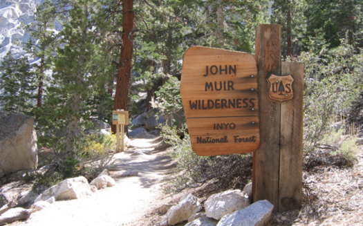 PHOTO: As the Wilderness Act of 1964 marks its 50th anniversary this week, efforts remain underway in California to introduce new wilderness legislation, despite an unwilling Congress. Photo credit: Tommy Hough.