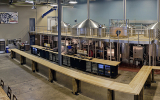 PHOTO: Residents of Hershey, Pa., drink more beer than the average American, at places like the Troeg's Brewery tasting room, and have sophisticated tastes in beer, earning them a Top Ten spot on a national list of 'Best Beer Cities' for 2014. Photo courtesy of Troeg's Brewery.