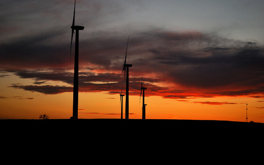 PHOTO: Northwest Floridians may soon get some of their power supply from wind farms in Oklahoma. Photo courtesy: Christopher Neel/U.S. Geological Survey.