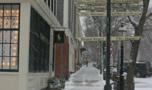 PHOTO: The winter storm last month dubbed Juno left Nantucket and parts of Cape Cod flooded and without electricity. Thanks to an extension of SNAP replacement benefits, some residents are going to be able to replace lost or spoiled food. Photo courtesy Galvin/Flickr.