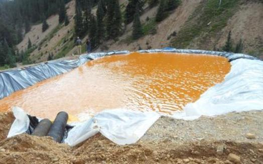 No drinking, cooking or bathing with water from Animas River for Farmington, New Mexico, following the Gold King Mine spill in Colorado. Courtesy: Environmental Protection Agency