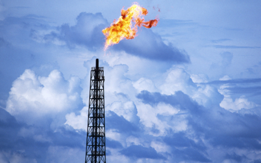 A watchdog group says natural gas that leaks or burns off is costing New Mexico taxpayers millions of dollars in lost revenue. Credit: U.S. Department of Energy