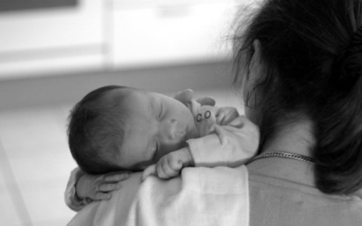 A panel has issued guidelines for depression screening in pregnant and postpartum women. (Armin Hanisch/freeimages.com)