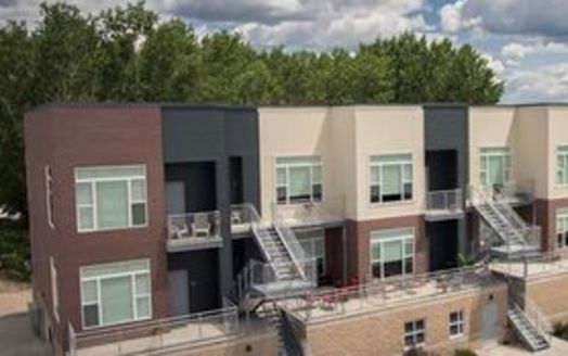 River Place in Cedar Falls won top honors for a new residential project in the Best Development Awards presented by 1000 Friends of Iowa. (River Place)