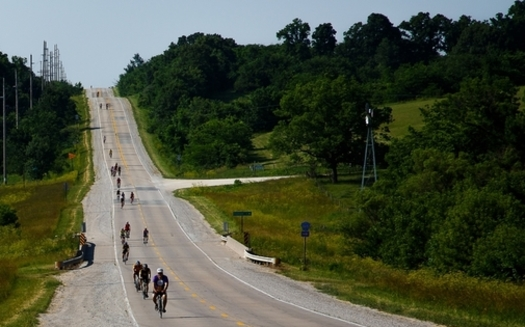An estimated 20,000 cyclists start the week-long ride across Iowa this weekend, many riding in support of charitable causes. (RAGBRAI.com)
