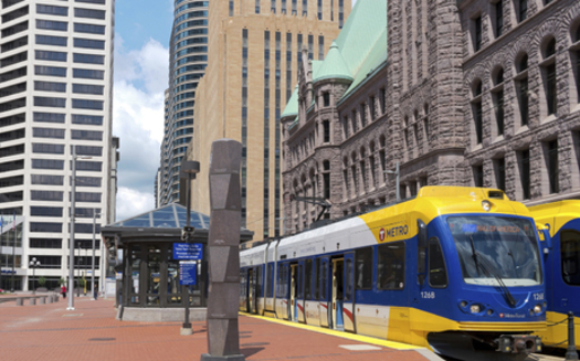 Using a new report, Minnesota transit experts are exploring ways to help close transit challenges for low-income families through new rule changes. (iStockphoto)