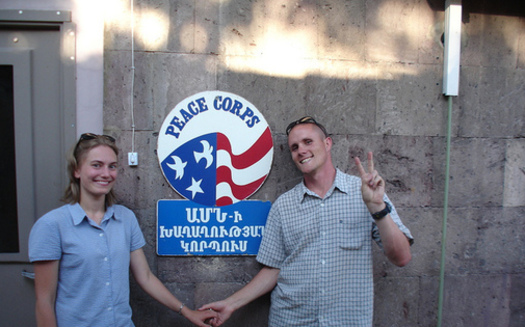 Missoula led the nation for volunteerism in the Peace Corps, based on the number of volunteers per capita. (Brett Holt/Flickr)