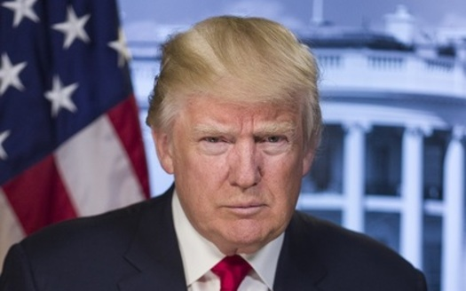 President Donald Trump's call to increase military spending would impact Missourians. (whitehouse.gov)