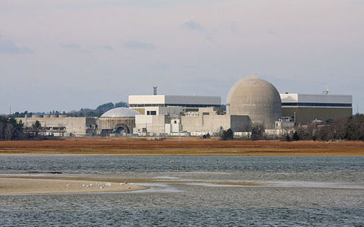 Nuclear waste from the Seabrook Nuclear Power Plant and other sources could roll through the Granite State under a measure coming up for a vote in the U.S. House. (J Richmond/wiki)