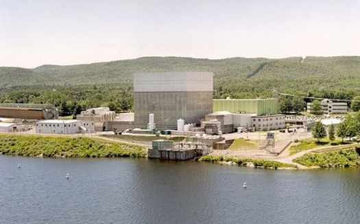 Nuclear waste from the Yankee nuclear power plant and other sources could roll through Maine under a measure coming up for a vote in the U.S. House. (USNRDC)