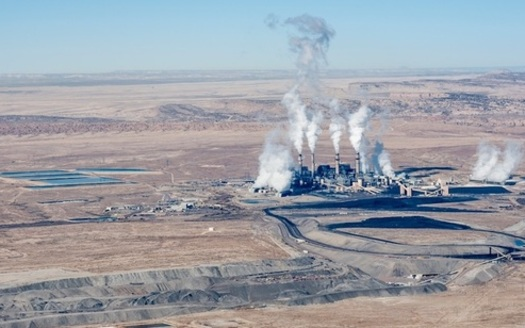 Two units have been shut down at New Mexico's coal-fired San Juan Generating Station as of Dec. 31, 2017.  (sierraclub.org)