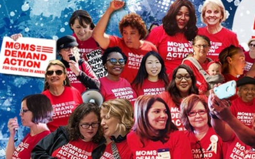 The Wisconsin chapter of Moms Demand Action is planning a lobby day at the State Capitol to prompt some legislative action on gun laws. (MDA.org)