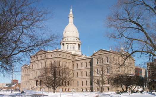 State lawmakers in Michigan are stepping up their legislative response to the Nassar scandal. (Phillip Hoffmeister/Wikimedia Commons)
