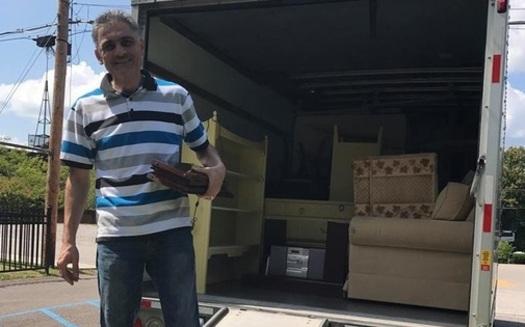 Nonprofit resettlement groups, often faith-based, help refugee families fleeing war start new lives. (West Virginia Interfaith Refugee Ministry)