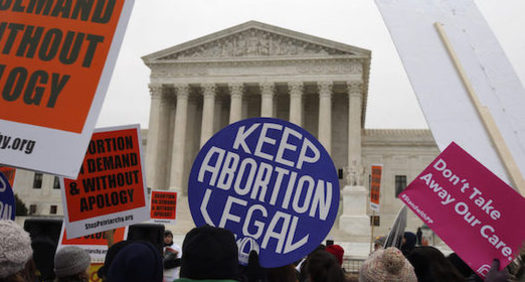 A lawsuit has been filed to stop Iowa's newest anti-abortion law from taking effect on July 1.  (plannedparenthoodaction.org)