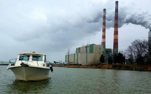 Frederick's municipal wastewater treatment plant was one of 12 significant municipal sewage plants found to be releasing more nutrients into Maryland waters than is allowed under its National Pollution Discharge Elimination System permit, according to the Environmental Integrity Project. (Potomac Riverkeeper Network)