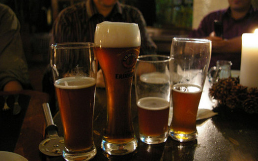 The earlier someone starts engaging in binge drinking, the more likely he or she is to suffer serious consequences, a new study shows. (Gunner Grimnes/Flickr)