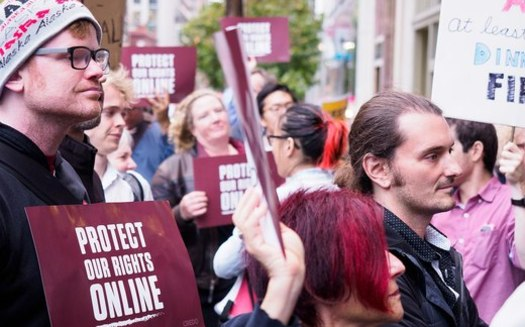 A 2018 University of Maryland poll found 86 percent of Americans support net neutrality rules. (Wikimedia Commons)