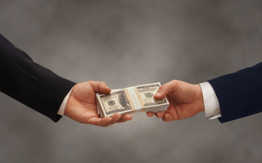 Oregon is one of five states with no limits on political campaign contributions. (James Steidl/Adobe Stock)