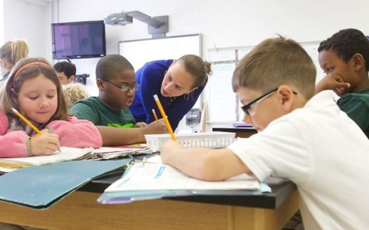 New Hampshire relies heavily on local property taxes to fund education. The budget proposal vetoed by Gov. Chris Sununu included $138 million for schools. (U.S. Department of Education)
