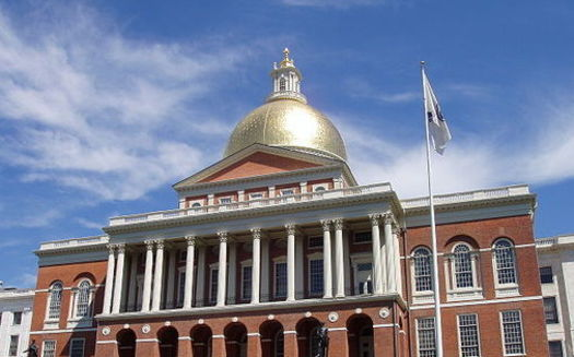 The phones have been ringing at the Massachusetts State House, and frustrated parents on the other end of the line have convinced their lawmakers some big changes are needed in kids' health care. (Daderot/Wikipedia)