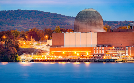 Indian Point is one of several nuclear power plants across the country scheduled for decommissioning. (mandritoiu/Adobe Stock)