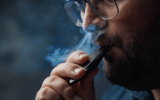 Kentucky teens' use of vape products is more than double the national rate, according to the 2018 Kentucky Incentives for Prevention survey. (Adobe Stock)