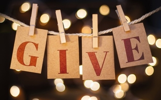 An estimated 65% percent of Americans don't research where their money is going prior to donating to charity. (AdobeStock)