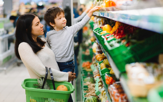 As of 2018, 239,000 Kentucky children relied on food-assistance benefits, according to federal data. (Adobe Stock)