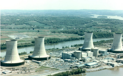 Nuclear waste from the Three Mile Island meltdown in 1979 made its way to Idaho for storage. (Nuclear Regulatory Commission/Flickr)