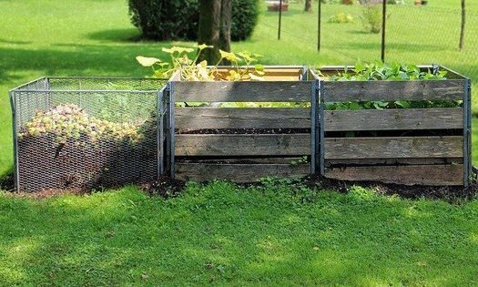 The 50th anniversary of Earth Day arrives amid stay-at-home orders, which could make it the perfect time for a backyard compost bin project. (Antranias/Pixabay)