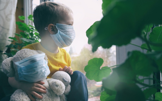 Children may experience depression and anxiety during and after enforced isolation. (Gargonia/Adobe Stock)