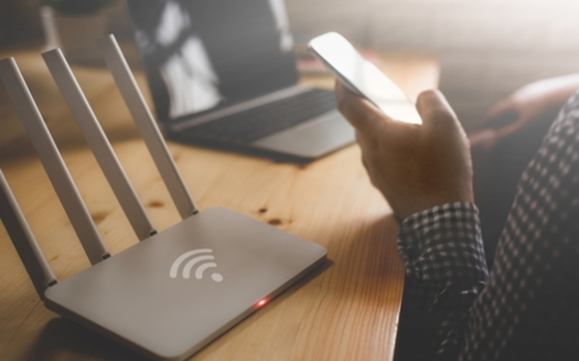 Although 98% of Maryland has internet access, about 324,000 families are still lacking, according to a 2019 report. (Adobe Stock)