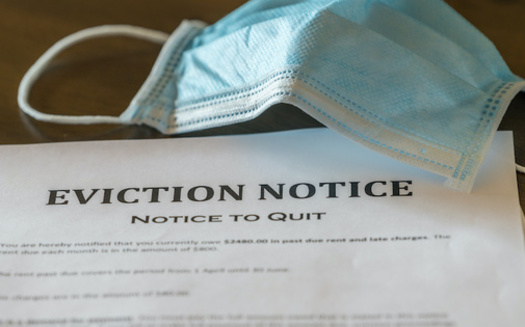 Since the state's eviction moratorium expired in June, thousands of North Carolina residents are at risk of losing their housing. (Adobe Stock)