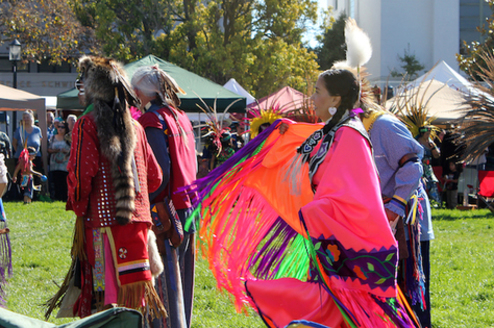 Today's Indigenous Peoples' Day will be celebrated in 14 states and hundreds of municipalities to recognize the heritage of Native Americans. (wiki.org)