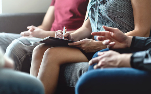 Projections estimate Measure 110 would bring in between $103 million and $159 million per year for addiction treatment services in Oregon. (terovesalainen/Adobe Stock)